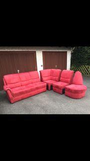 Sofa neuwertig !! Ohne