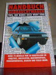 Handbuch Gebrauchtwagen