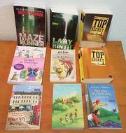9 Bücher MIX