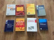Diverse Bücher u a Steuerungssysteme