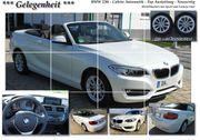 BMW 220i Cabrio Sport-Aut Xen