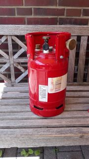 Camping Wohnmobil Tankflasche LPG 6KG