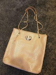 DKNY Handtasche aus Leder in