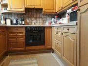 Küche Echtholzfurnier inklusive