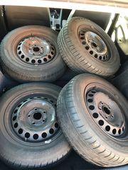 Sommerreifen 195 65R15 auf VW