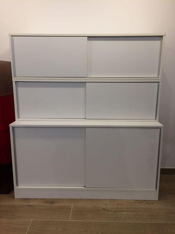 Büroschrank ikea Büroschrank Hängeschränke Arbeitszimmer IKEA ASPVIK in Dannstadt ...