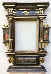 Barock Tabernakel Rahmen