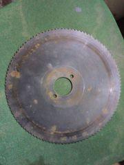 Metallkreissägeblatt HSS 245x2,