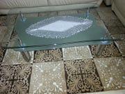 welliger glastisch