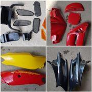 diverse Verkleidungsteile Peugeot