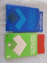 Mathematik Bücher mit Lösungsheften