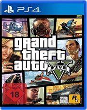 PS4 GTA V /