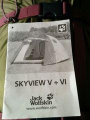 Jack Wolfskin Zelt