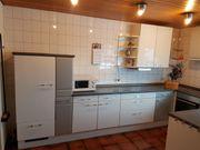 Küche ohne Elektrogeräte zum Selbstabbau