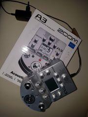 Acustic Preamp ZOOM