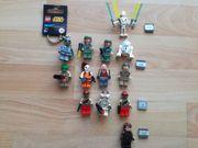 Lego verschiedene Star