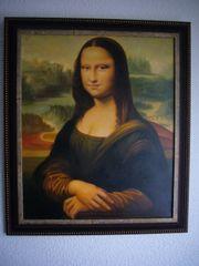 Gemälde Mona Lisa Museumsqualität