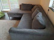 Wohnlandschaft - Couch