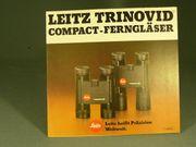 Leitz trinovid c fernglas feldstecher binokular tasche