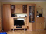 Wohnzimmerschrank, Buche