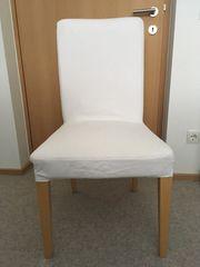 Ikea Stuhl Henriksdal in weiß