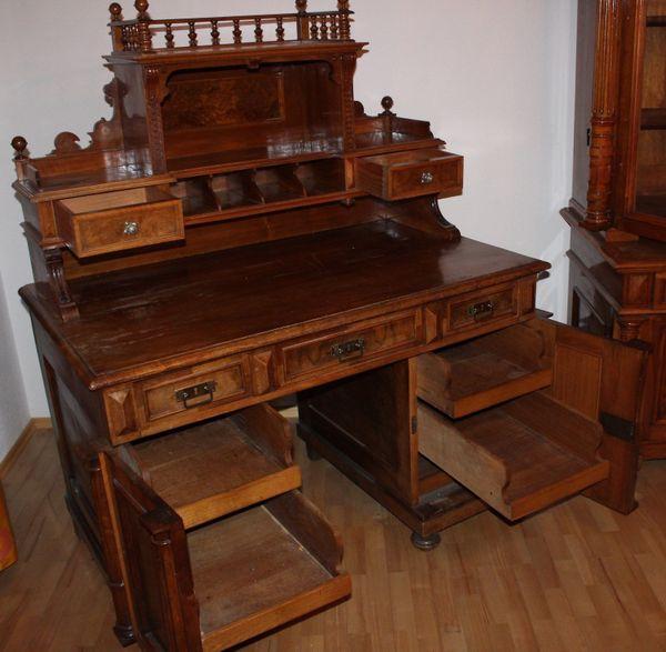 antiker schreibtisch kaufen antiker schreibtisch. Black Bedroom Furniture Sets. Home Design Ideas