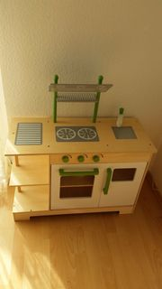 Kinderküche -Spielküche - Holzküche -