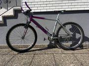 Mountainbike Alu mit Shimano Schaltung