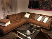 MUSTERRING Eck-Couch