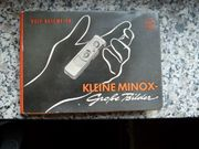 umfassendes Handbuch zur Minox-Kamera 1958