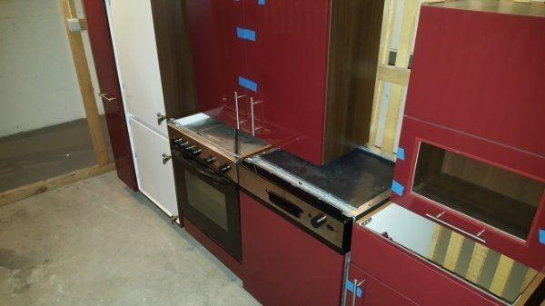 Küche mit Elektrogeräten (gebraucht) in Weinheim - Küchenzeilen ...