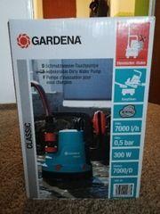 Gardena Classic 7000 D tauch