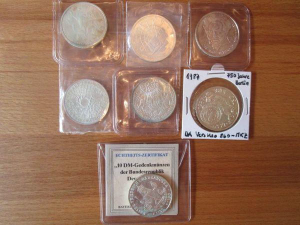10 Dm Münzen Günstig Gebraucht Kaufen 10 Dm Münzen Verkaufen