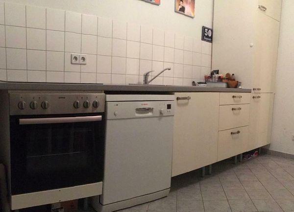 Gebrauchte Ikea Kuche Weiss Mit Grauer Arbeitsplatte Mit Beliebten