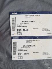 2 Beatsteaks Tickets
