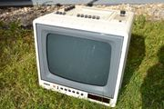 Vintage - Fernsehgerät all-in-one