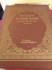 Sri Guru Granth Sahib deutsche