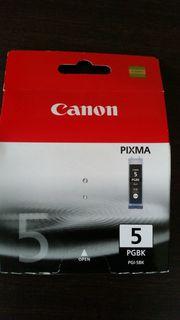 Neue Canon Patronen