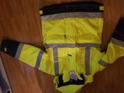Winter Warnschutzjacke mit