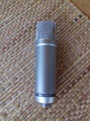 Rode NT-1A Großmembran-Kondensatormikrofon Extrazubehör Mikrofonständer