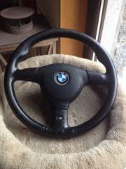 Lederlenkrad BMW E36