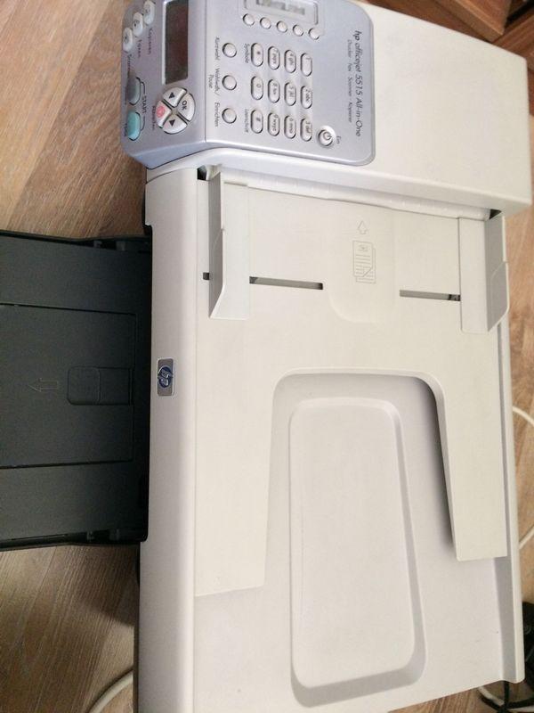 HP Officejet 5515 » Tintenstrahldrucker