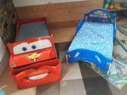 Verschiedene Kinderbetten-verschiedene