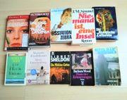 10 Bücher SetPreis Komplett mit