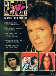Buch 25 Jahre Internationale Popmusik