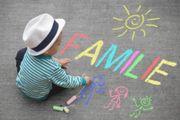 Kleine Familie sucht
