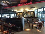 Bistro Lounge Cafe Einrichtung komplett