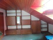 Wohnwand bzw Wohnzimmer