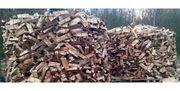 Brennholz scheitholz ofenfertig