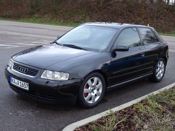 Audi A3 - 1 8l Turbo